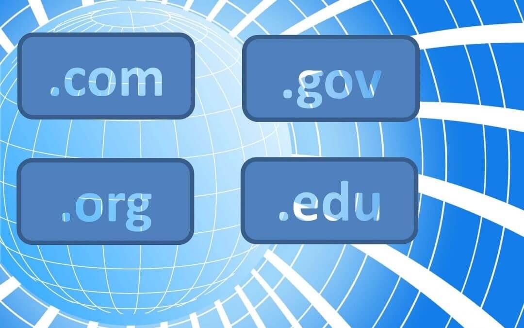 Doména a webhosting