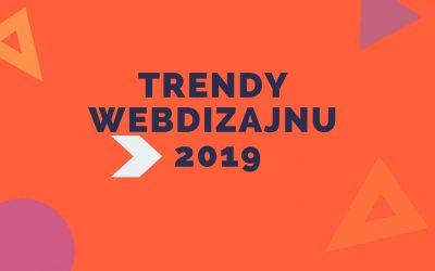 Trendy webdizajnu pre rok 2019